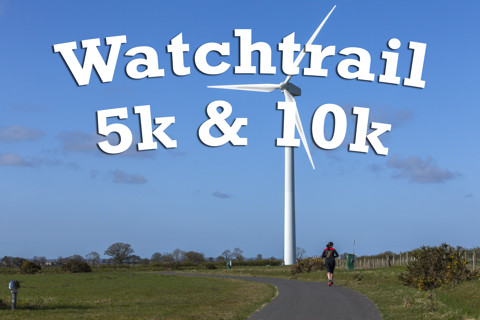 Watchtrail 5k & 10k Run.       Mother´s Day