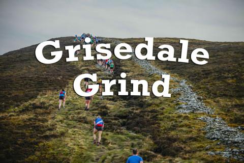 Grisdale Grind 17.04.2109