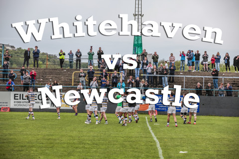 Whitehaven RLFC vs Newcastle Thunder