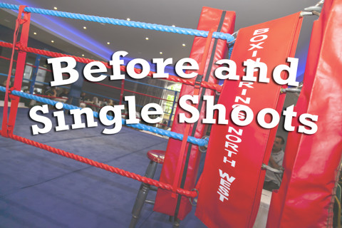 Before, After & Single Shoots