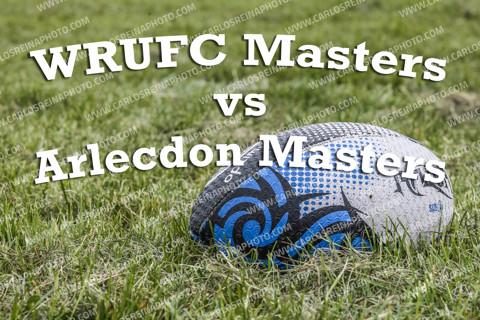 WRUFC Masters v Arlecdon Masters