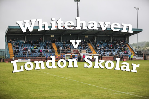 Whitehaven v London Skolar