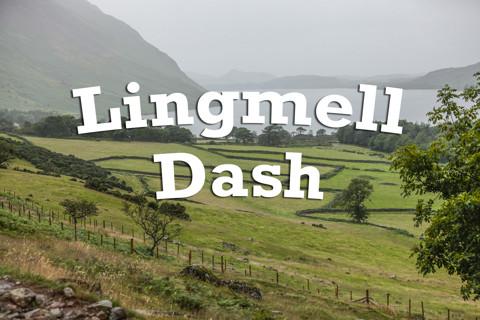 Lingmell Dash. 27.07.2019