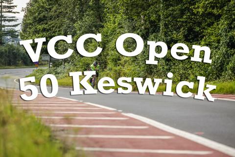 VCC open 50 Keswick. 04.08.2019