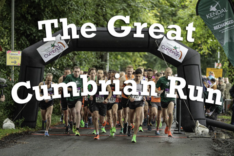 The Great Cumbrian Run 06.10.2019