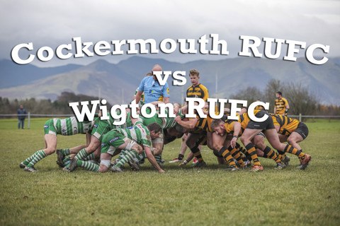 Cockermouth RUFC vs Wigton RUFC 23.11.2019