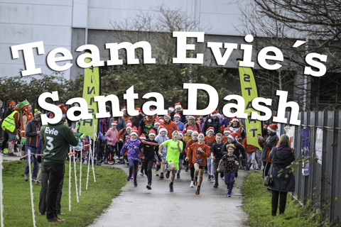 Santa Dash & Festive Family Fun Day 15.12.2019