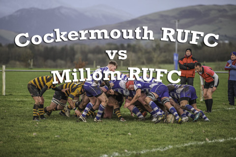 Cockermouth RUFC vs Millom RUFC 14.12.2019