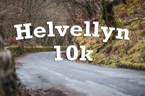 Helvellyn 10k 22-12-2019