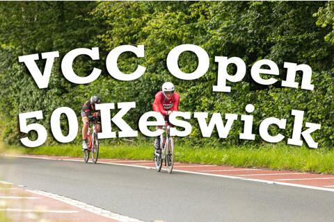 VCC open 50 Keswick. 02.08.2020