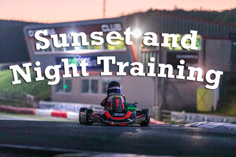 05.12.2020. Sunset and Night Training.