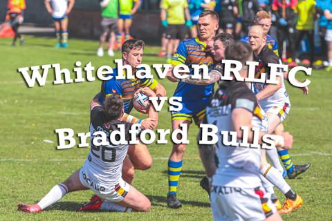 Whitehaven RLFC vs Bradford Bulls