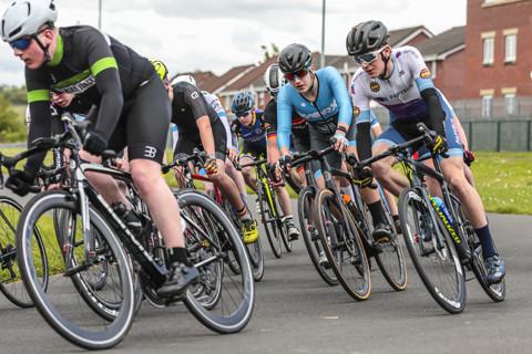 Race 6. Youth A Boys