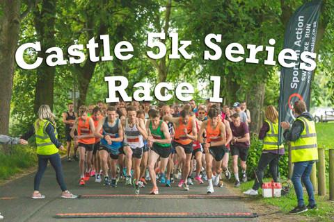 Carlisle Castle 5k Series, Race 1. 09.06.2021