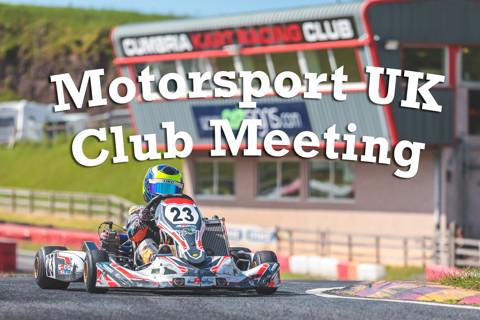 Motorsport UK Club Meeting 12.06.2021